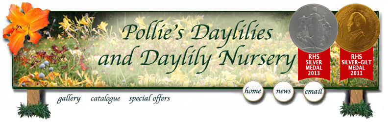 Pollie's Perennials and Daylily Nursery